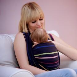 Vázání I – základní kurz nošení v šátku od narození