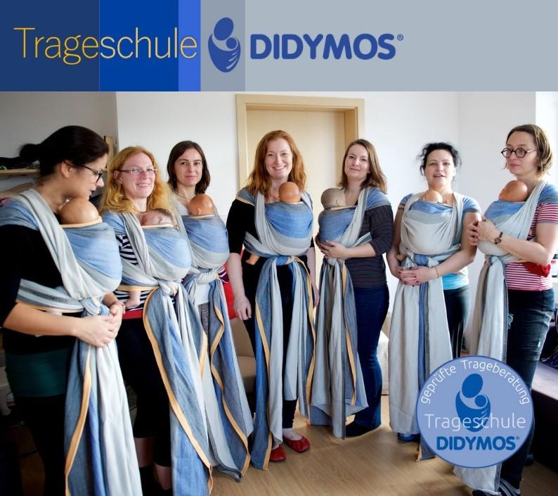 Lektorské kurzy nošení dětí Trageschule DIDYMOS